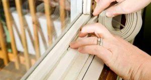 Как утеплить старые деревянные окна. Видео