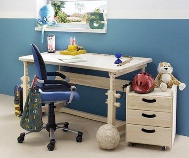 Виды и конструкции письменных столов