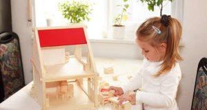 Робимо дерев'яний будиночок для ляльок